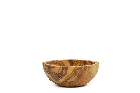 Olive wood bowl 18cm