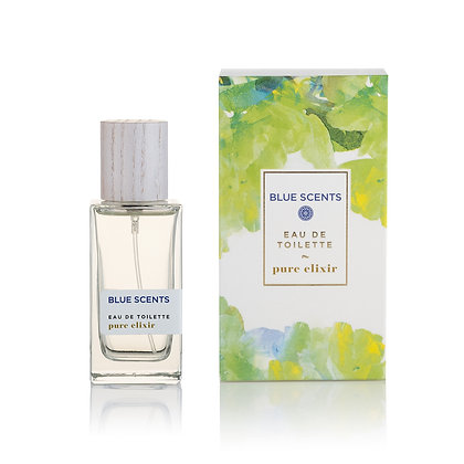 Eau De Toilette Pure Elixir 'Blue Scents' 50ml