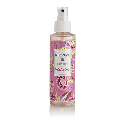 Body mist Hot Pink 'Blue Scents' 150ml