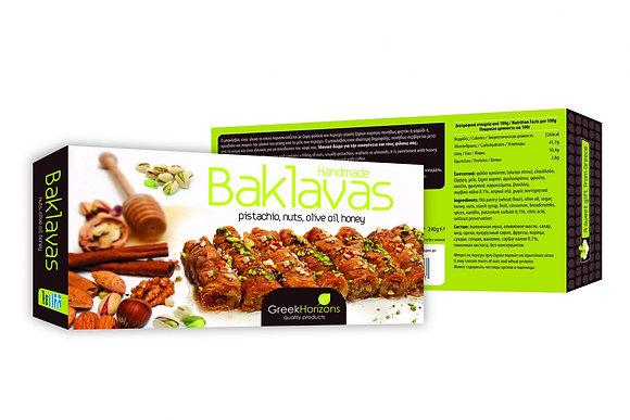 Baklava Mixed nuts & honey 240g