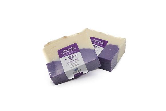 Handmade olive oil soap Lavender 100g