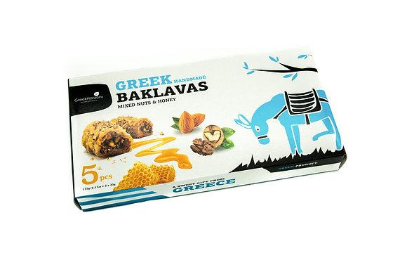 Baklava mixed nuts & honey 175g