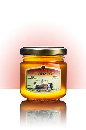 Thyme, wild herbs & pine honey 140g