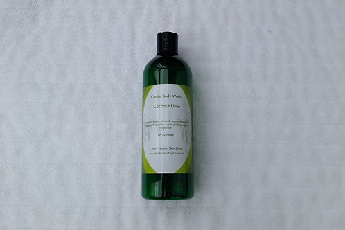 Coconut Lime Body Wash
