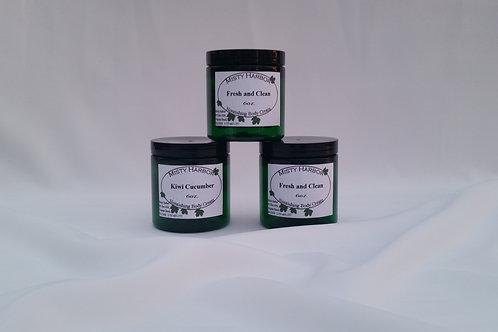 Nourishing Body Cream - Fresh and Clean Fragrance