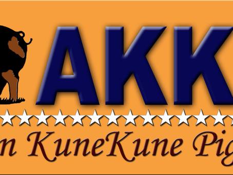 KuneKune Breed Standard (AKKPS)