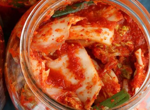Les Quatre Saisons du Kimchi