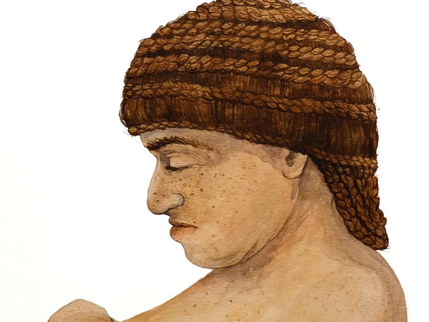 Venus of Willendorf Imagined