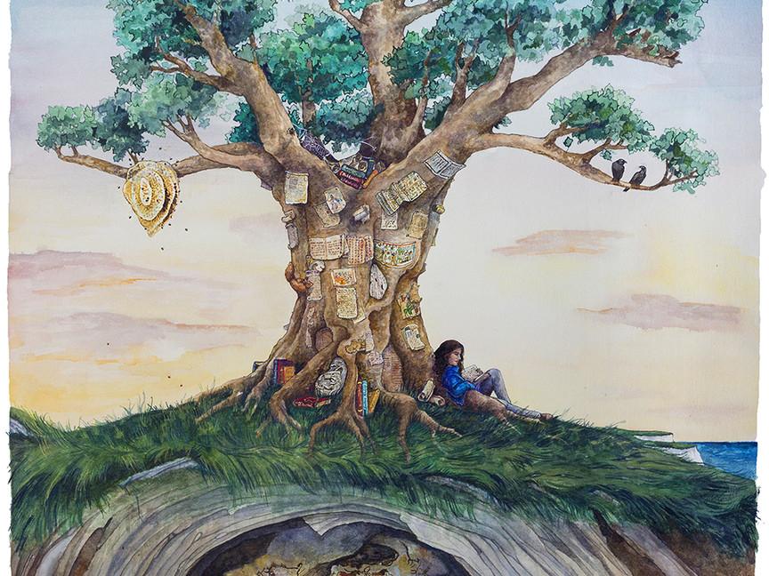 Nourishing the Ancient Tree