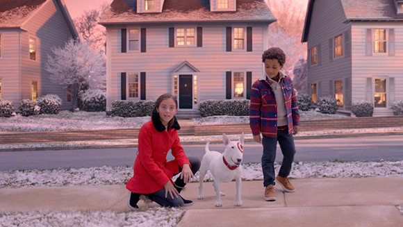 Eleven Mixes Target's New Holiday Spot