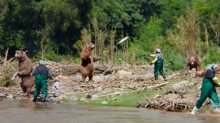 Amazon - Bears Packers