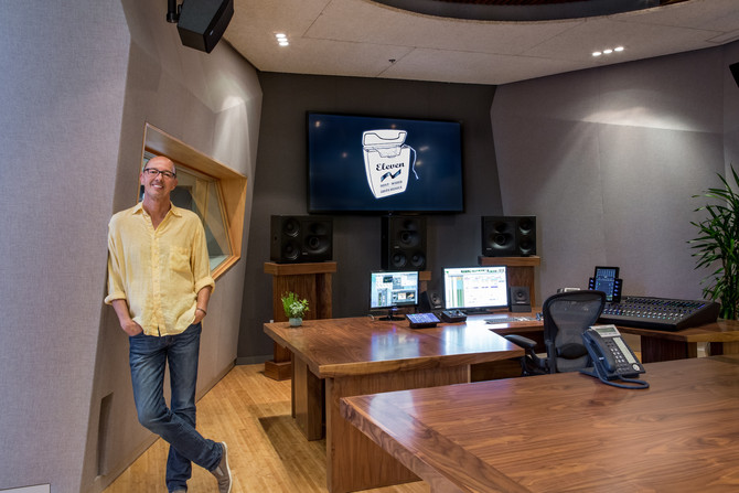 Mixer Jeff Payne & Eleven Unveil Major Expansion; Including New Luxury Mixing Suites