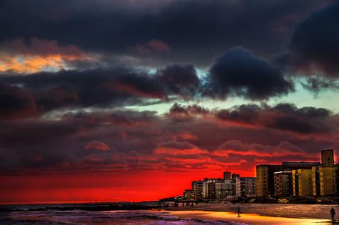 Long Beach NY Sunset