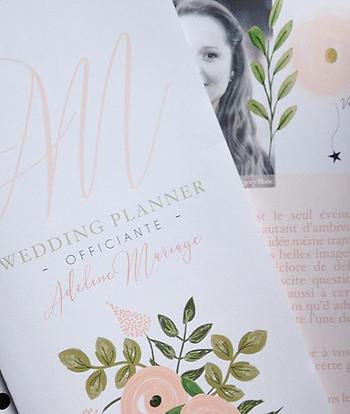 Prospectus Wedding planner Tarn