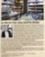 article de presse Santa Rosa Toulouse
