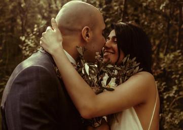 Mariage de la belle Elif, robe sur-mesure