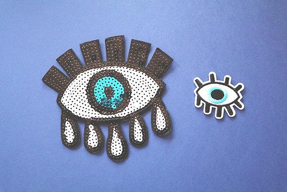 Ecussons Eye