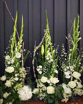 Bouquets eden fleurs cap ferret