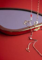 Lola sautoir collier long Mulotb