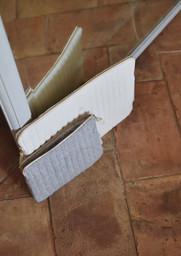 Pochette et trousse de toilette grand format