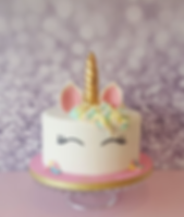 Unicorn cake toulouse