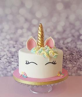 Unicorn cake toulouse