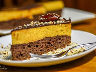 """""""Karamelová"""" tortička"""