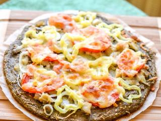 Rýchla paleo pizza