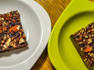 Mäkkučké cuketové brownies (bez múky alaktózy)