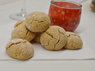 Kokosovo-citrónové crinkle