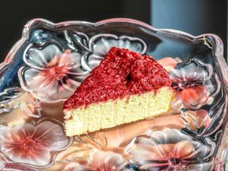 Pečená tvarohová torta