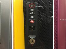How To Set The TSA Lock-Official Instruction From Gabbiano