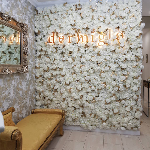 Floral Wall Installations