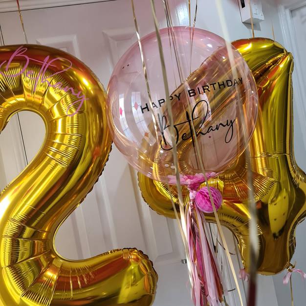 Birthday Balloon Sets