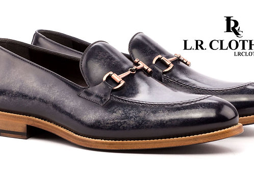 GRAY LOAFER MUSEUM PATINA FINISH