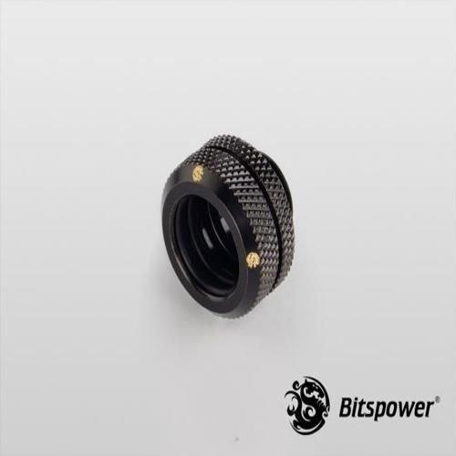 Bitspower G1/4″ Matt Black Enhance Multi-Link for OD 14MM (BP-MBEML14)