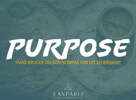 Hvad bruger du som kompas for dit lederskab?