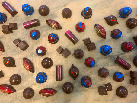 Chocolate Making As An Art Form