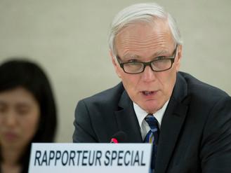 Philip Alston - Présentation du Rapport sur sa visite aux États-Unis au Conseil des droits de l'