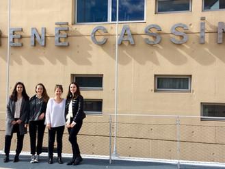 Équipe Aix-Marseille Université sélectionnée au Concours Cassin 2018