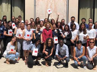 Début de l'École d'été sur la pratique des droits humains - session juin 2018