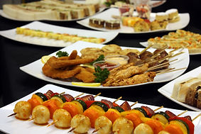 party caterers leicester