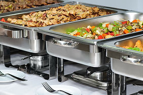 hot buffet catering leicester