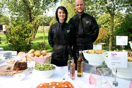 wedding caterers in leicester