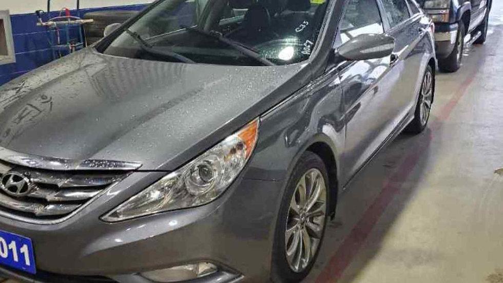 2011 Hyundai Sonata Limited w/Nav