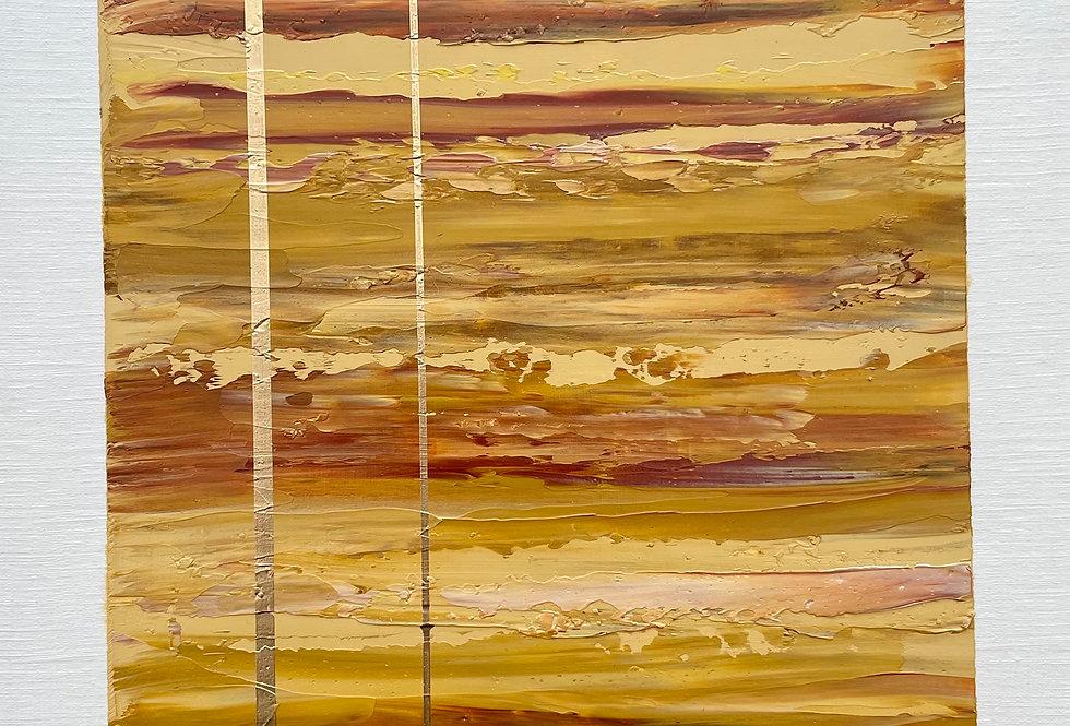 Shimmer   9x12in   Unframed Oil Painting