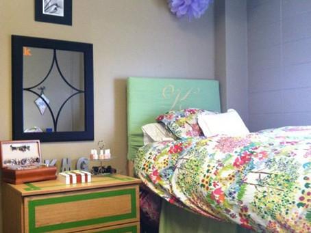 Sophomore Dorm Room Reveal