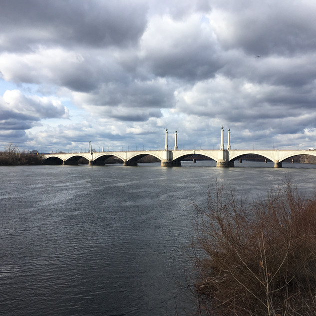 Memorial Bridge, Springfield, MA