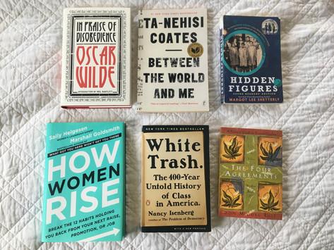 My 2020 Reading List