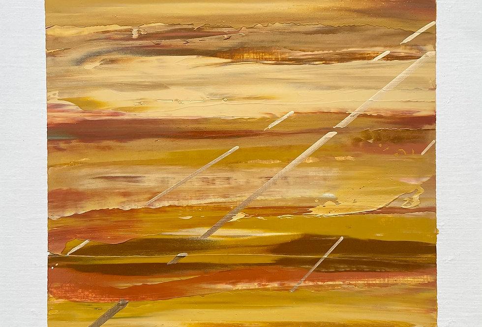 Sheen | 9x12in | Unframed Oil Painting